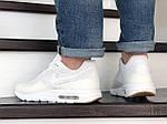 Чоловічі кросівки Nike Air Max 1 Ultra Moire (білі) - Рефлектив - Індонезія, фото 8