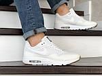 Чоловічі кросівки Nike Air Max 1 Ultra Moire (білі) - Рефлектив - Індонезія, фото 9