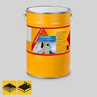 Полиуретановое эластичное матовое финишное покрытие SIKAFLOOR-410, 10л