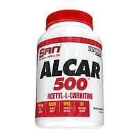 Ацетил-L-карнитин SAN ALCAR 500 60 капсул