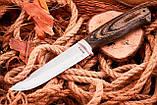 Нож нескладной 01 TKP, фото 4
