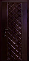 """Входная дверь для улицы """"Портала"""" (Люкс Vinorit) ― модель Мадрид"""