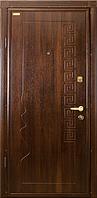 """Входная дверь для улицы """"Портала"""" (Люкс Vinorit) ― модель Родос, фото 1"""