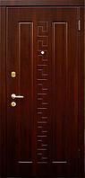 """Входная дверь для улицы """"Портала"""" (Люкс Vinorit) ― модель Спарта"""