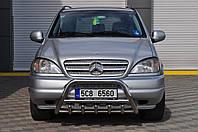 Кенгурятник (передняя защита) Mercedes ML 163