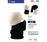 X Tech шарф-труба Xtube черная