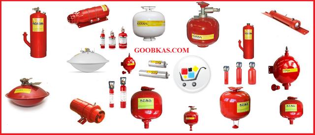 Перезарядка модулей пожаротушения