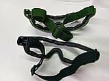 """Пылевлагозащитные очки-маска """"молоток""""! Новые! Количество!, фото 4"""