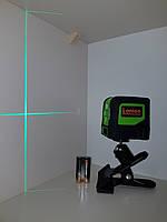 Зеленый луч-50м☀ Лазерный нивелир LANION-311G ★Многофункциональный кронштейн с клипсой★