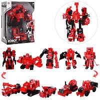 Трансформер - робот-трансформер игрушка для мальчика старше 3 лет