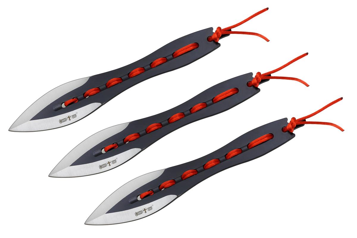 Ножи метательные F 007  (3 в 1)