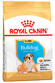 Для щенков бульдога Royal Canin Bulldog Puppy, 12 кг