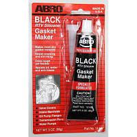 ABRO Герметик прокладки (AB 12) BLACK (85гр) original (12-AB)