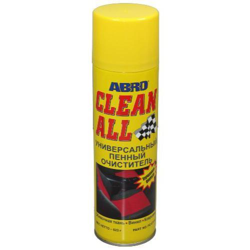 ABRO Очистка салона пенная FC-577 (633гр)