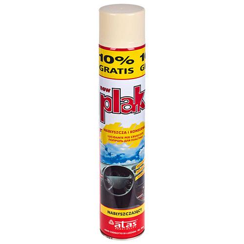ATAS/PLAK 750 ml /Полироль торпедо ваниль (ATAS+10%)