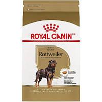 Корм для ротвейлеров Royal Canin Rottweiler, 12 кг, роял канин