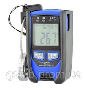 Регистратор температуры и влажности FLUS ET175, фото 2