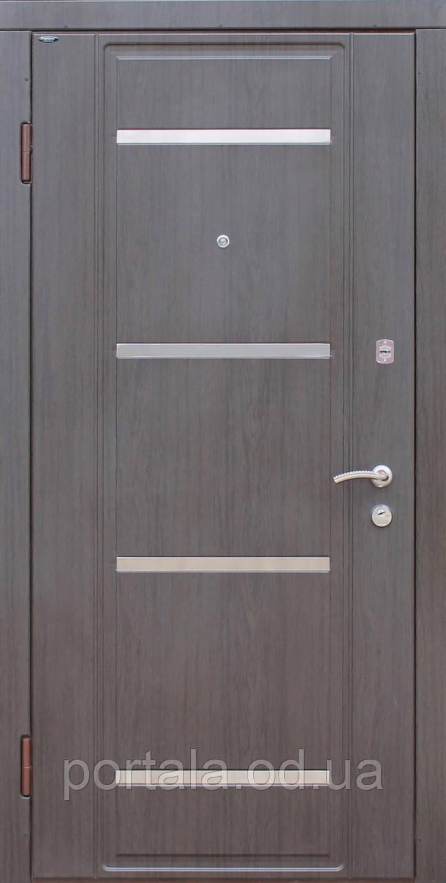 """Вхідні двері для вулиці """"Портала"""" (Люкс Vinorit) ― модель Відень"""