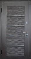 """Входная дверь для улицы """"Портала"""" (Люкс Vinorit) ― модель Верона 2, фото 1"""