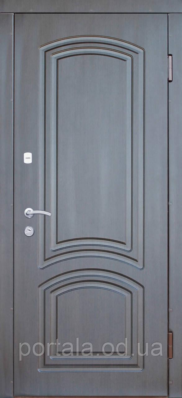 """Вхідні двері для вулиці """"Портала"""" (Преміум Vinorit) ― модель Пароді"""