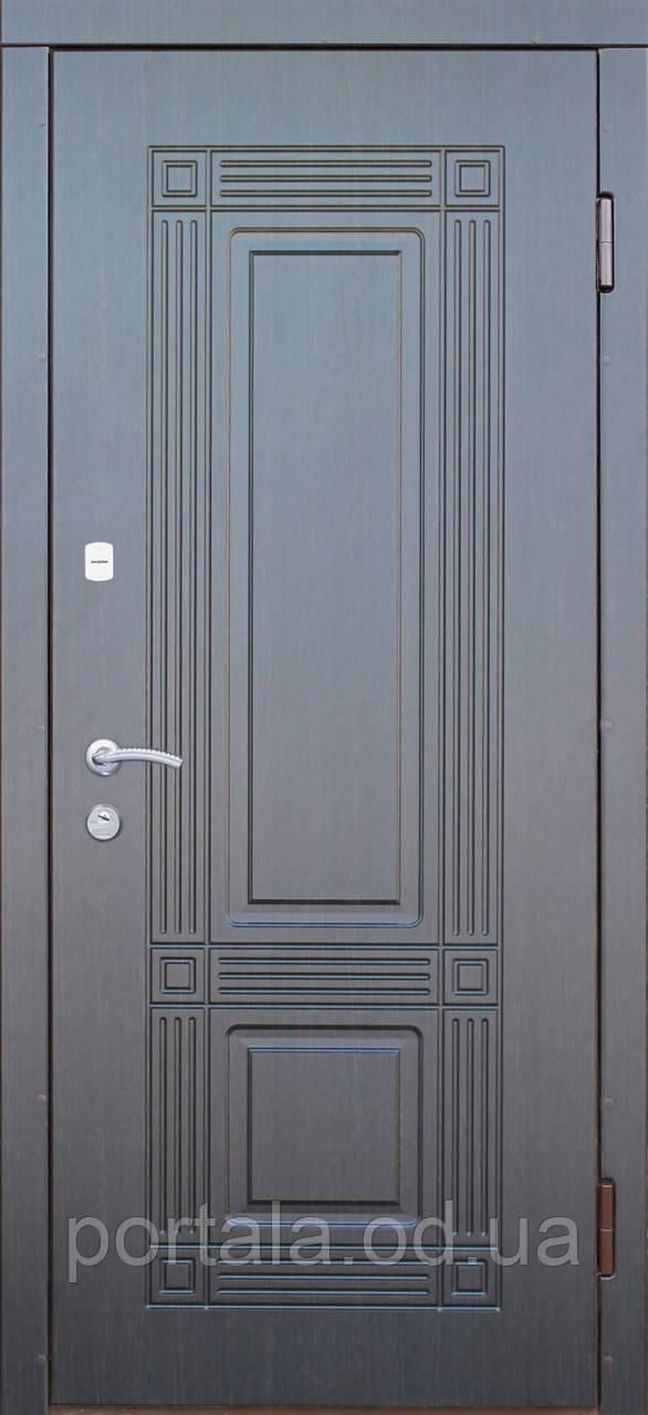 """Входная дверь для улицы """"Портала"""" (Премиум Vinorit) ― модель Премьер"""