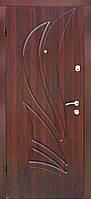 """Входная дверь для улицы """"Портала"""" (Премиум Vinorit) ― модель Корона, фото 1"""
