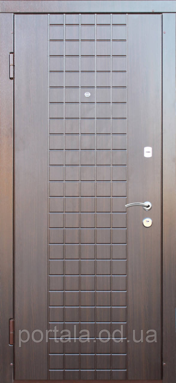 """Входная дверь для улицы """"Портала"""" (Премиум Vinorit) ― модель Латис"""