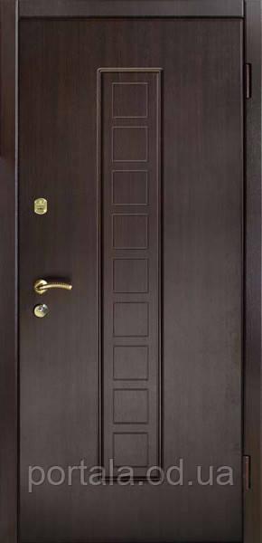 """Входная дверь для улицы """"Портала"""" (Премиум Vinorit) ― модель Марсель"""