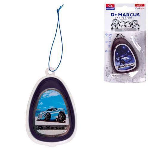 """Освежитель воздуха гель DrMarkus на зеркало """"Car Gel"""" черная (271)"""