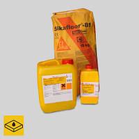 Цементо-эпоксидный материал для стяжек SIKAFLOOR-81 EPOCEM (A+B+C), 23кг