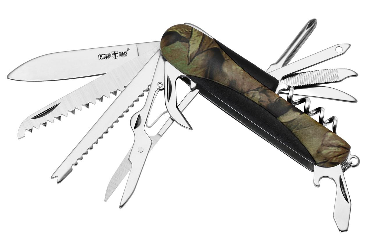 Нож многофункциональный 62014 (14 в 1)
