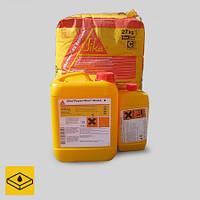 Цементо-эпоксидный материал для стяжек SIKAFLOOR-82 (A+B+C), 31кг
