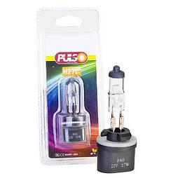 Лампа PULSO/галогенная H27W/1-880/PG13 12v27w/clear/блистер (LP-27880)