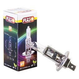 Лампа PULSO/галогенная H1/P14.5S 12v55w clear/c/box (LP-11550)