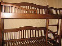 Десткие кроватки из натурального дерева