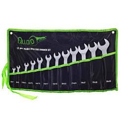 Alloid. Набор ключей рожковых, 12 предм,  06х07 - 30х32 мм.(НК-2051-12) (НК-2051-12)