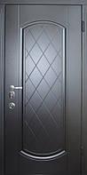 """Входная дверь для улицы """"Портала"""" (Премиум Vinorit) ― модель Шампань, фото 1"""