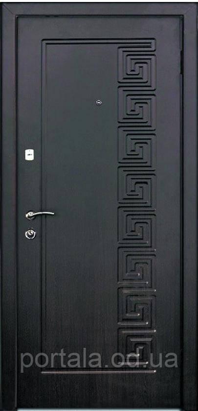 """Вхідні двері для вулиці """"Портала"""" (Еліт Vinorit) ― модель Цезар-2"""