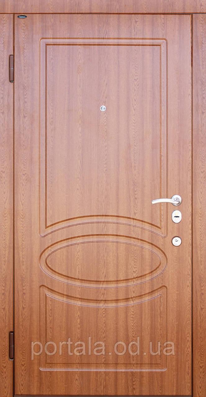 """Вхідні двері для вулиці """"Портала"""" (Преміум Vinorit) ― модель Оріон-Нова"""