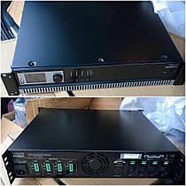 Підсилювач звуку AUDAC PMQ240
