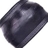 Чехол руля  16280B M черн (черная нитка) (BB 0280B M), фото 4