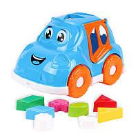 Автомобиль Технок, синий