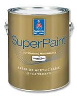 Фасадна фарба Sherwin Williams SuperPaint Супер Пейнт фасадна  3,66л
