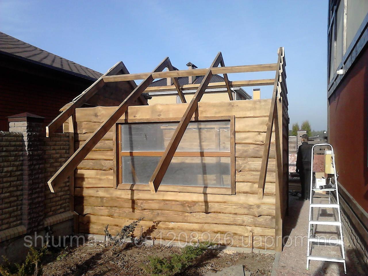 Домик для инвентаря - Drewmaster - деревянная мебель для дома и сада! в Киеве