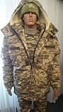 Комлект Бушлат армейский зимний + штаны утепленные, фото 2