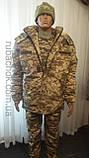 Комлект Бушлат армейский зимний + штаны утепленные, фото 3