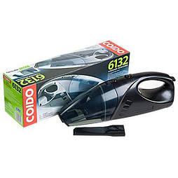 Автомобильный Пылесос COIDO 6132 100W/ влажная и сухая чистка авто пылесос