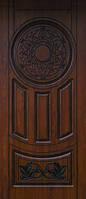 """Входная дверь для улицы """"Портала"""" (Премиум) ― модель АМ7 Patina, фото 1"""