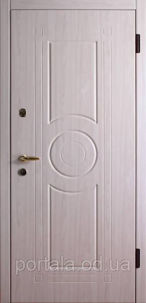 """Вхідні двері для вулиці """"Портала"""" (Еліт Vinorit) ― модель Оскар"""