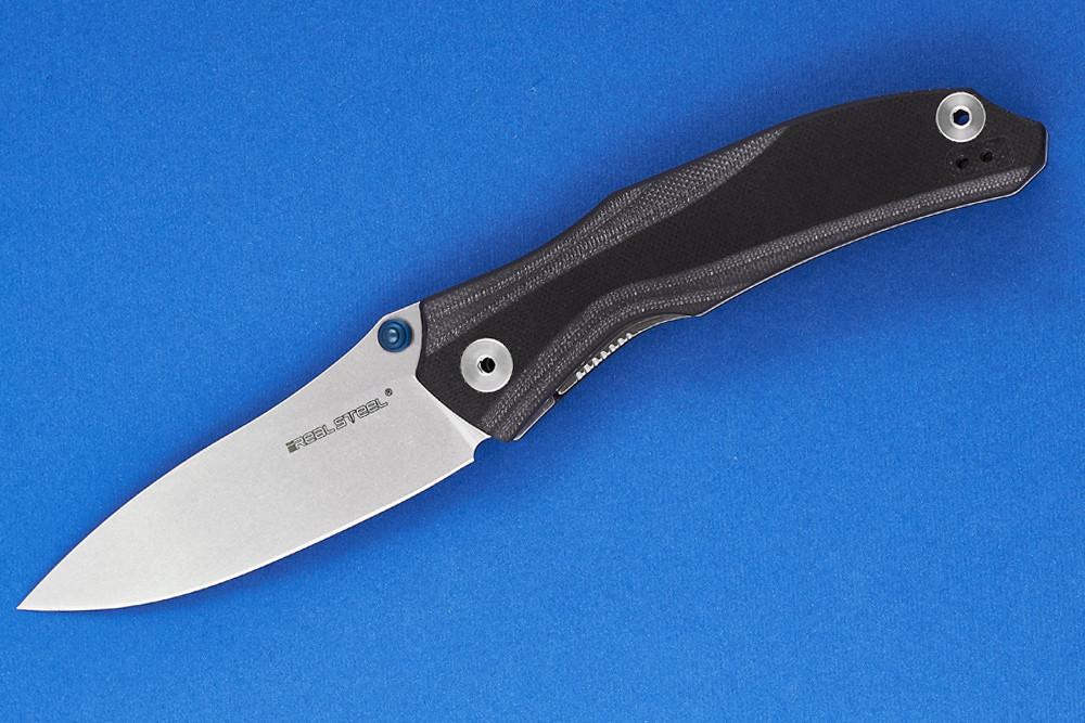Нож складной E802 Horus black-7431